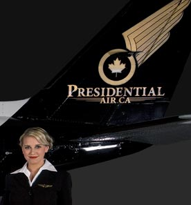 Image of flight attendant