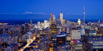 Image of Toronto skyline